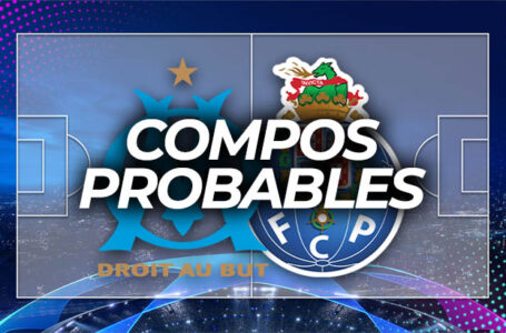 OM – FC Porto : Les compos probables !