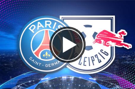 [🎬 VIDÉO] PSG 🇫🇷 1-0 🇩🇪 Leipzig : Une victoire dans la douleur !