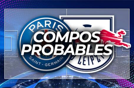 PSG – RB Leipzig : Les compos probables !