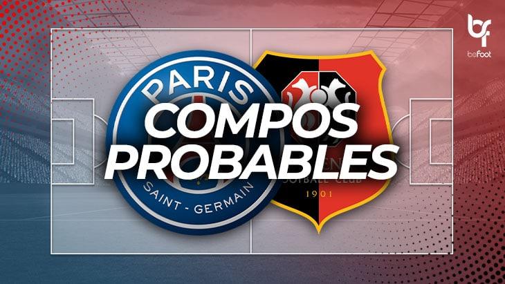 PSG – Rennes : Les compos probables !