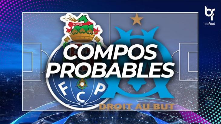 FC Porto – OM : Les compos probables !