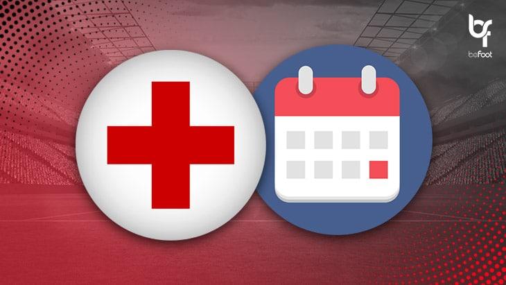 Le calendrier effréné va t-il tuer les joueurs de foot ?