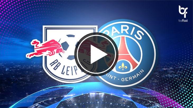 [🎬 VIDÉO] Leipzig 2-1 PSG : Le PSG s'incline à Leipzig !