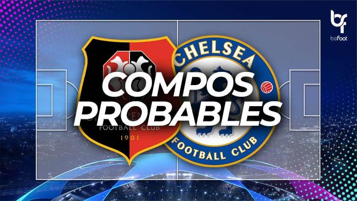 Rennes – Chelsea : Les compos probables !