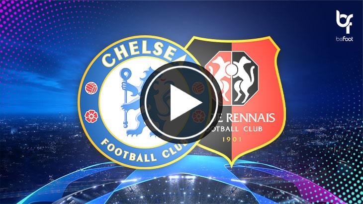 [🎬 VIDÉO] Chelsea 3-0 Rennes : Sale temps pour les bretons