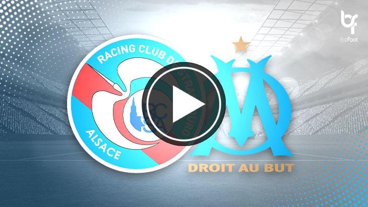 [🎬 VIDÉO] Strasbourg 0-1 OM : Sanson sauve Marseille !