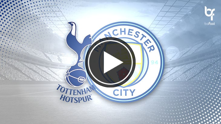 [🎬 VIDEO] Tottenham 2-0 Manchester City : Les Spurs prennent la tête de la Premier League !