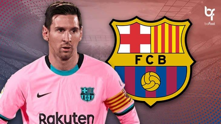 Le FC Barcelone au creux de la vague