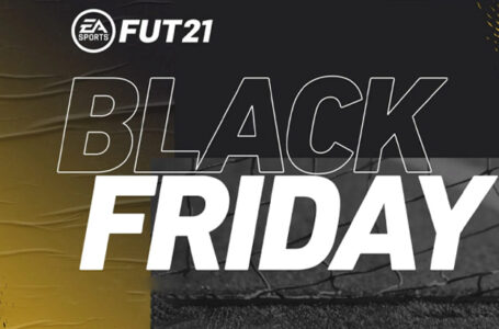 FUT 21 : Le Black Friday commence !