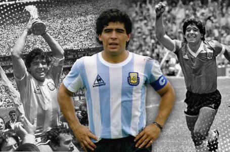 Décès : Diego Maradona s'en est allé …