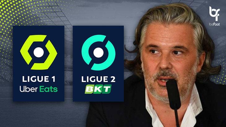 LFP : Vers une Ligue 1 à 18 clubs et une Ligue 2 à 22 ?