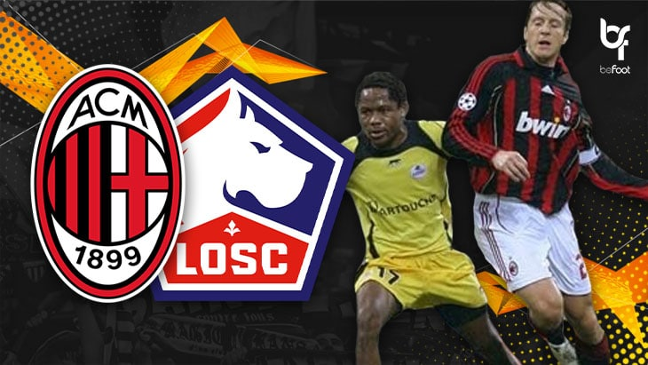 AC Milan – Lille : Les Dogues retrouvent San Siro !
