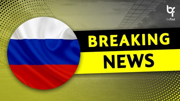 BREAKING : La Russie exclue deux ans des compétitions mondiales !