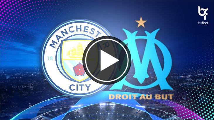 [🎬 VIDÉO] Manchester City 🏴 3-0 🇫🇷 OM : Fin de parcours pour les olympiens