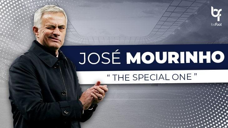Tottenham : Mourinho toujours aussi spécial