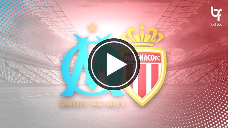 [🎬 VIDÉO] OM 2-1 Monaco : Ben Yedder répond à Thauvin et Benedetto !