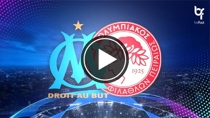 [🎬 VIDÉO] OM 🇫🇷 2-1 🇬🇷 Olympiacos : Marseille sauve l'honneur !