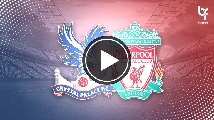 [🎬 VIDÉO] Crystal Palace 0-7 Liverpool : Des Reds explosifs !