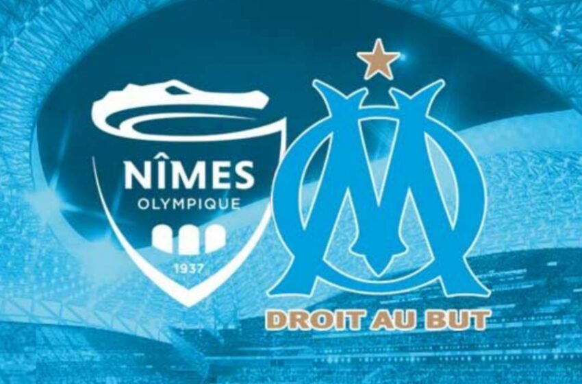 Video Nimes 0 2 Om Marseille Recue 5 Sur 5 Befoot