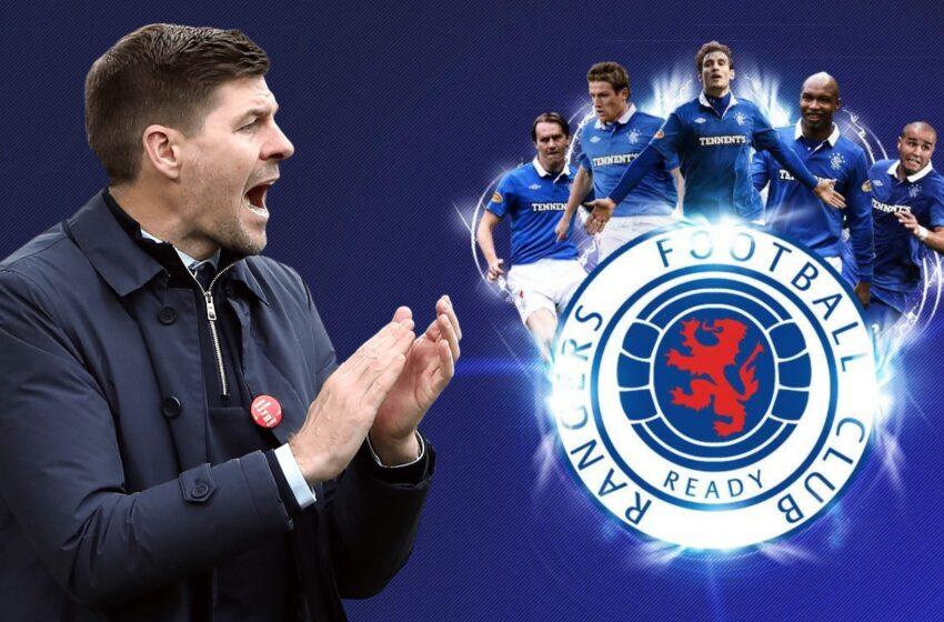 Glasgow Rangers : Les invincibles de Steven Gerrard