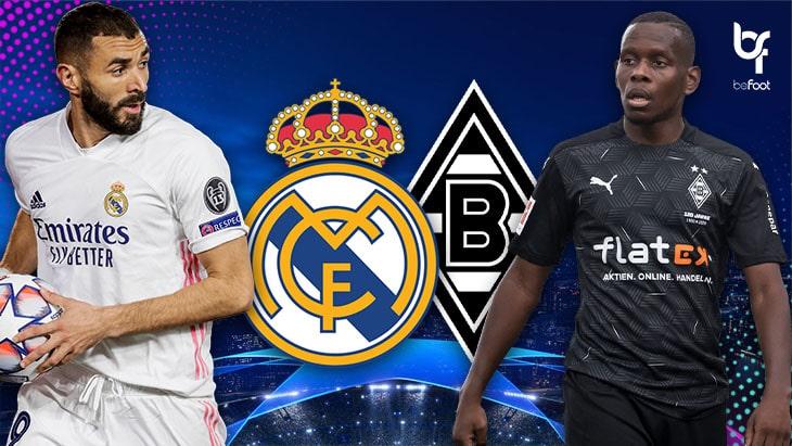 C1 : Real Madrid – M'Gladbach : Le match de la peur…