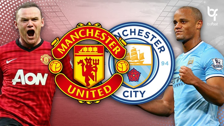 PL : L'histoire du derby de Manchester