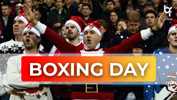 Les origines du Boxing Day