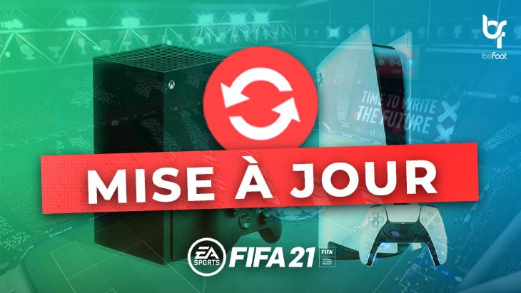 FIFA 21 : Traduction de la 1ère Mise à jour Next-Gen ! (10/12)
