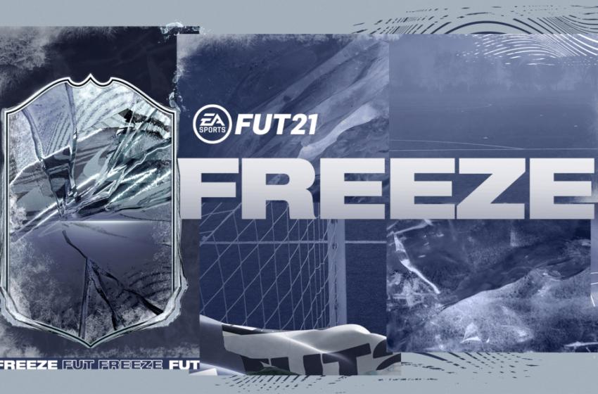 """FUT 21 : L'évènement """"Freeze"""""""