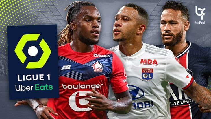 Ligue 1 : Une course au podium et au titre palpitante ?