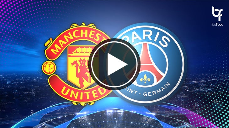 [🎬 VIDÉO] Man. United 🏴 1-3 🇫🇷 PSG : Paris réalise un gros coup !
