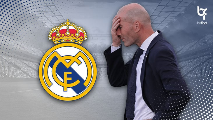 Real Madrid : Zizou peut-il sauter ?