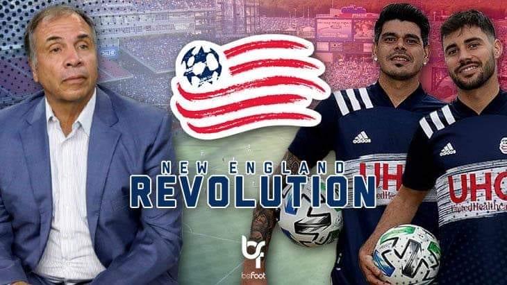 La grande Revolution de New-England !