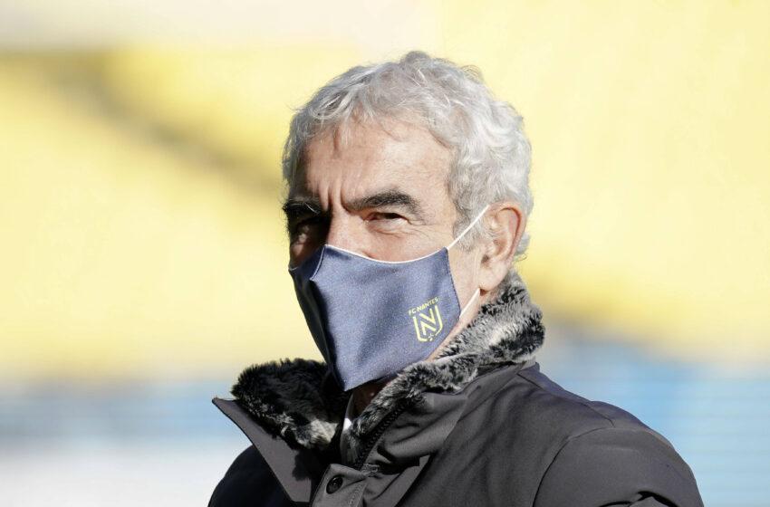FC Nantes : Une nouvelle ère grâce à Raymond Domenech ?