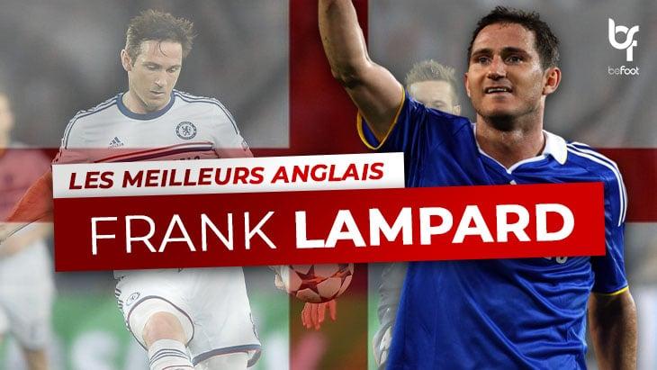 Les Meilleurs Anglais – 5ème: Frank Lampard