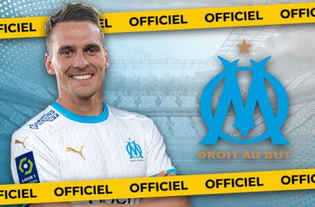 OFFICIEL : Arkadiusz Milik (Naples) signe à l'OM !