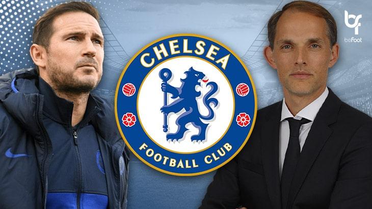 Chelsea : Lampard limogé, Tuchel débarque !