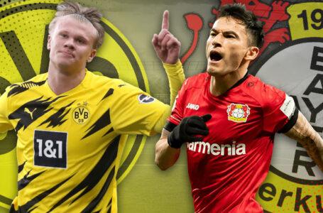 Leverkusen – Dortmund : Duel au sommet !