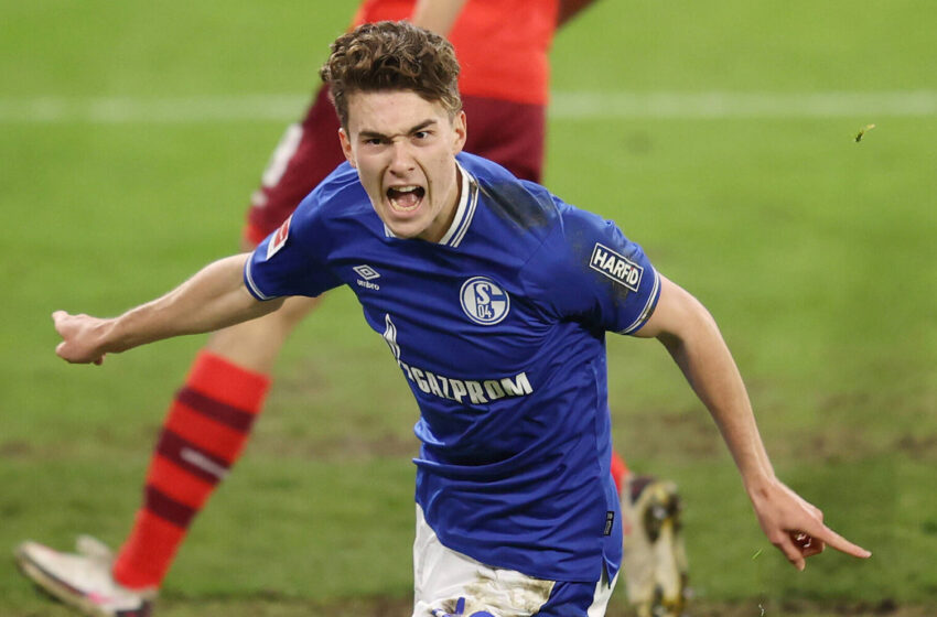 Matthew Hoppe, le nouvel espoir Américain de Schalke 04
