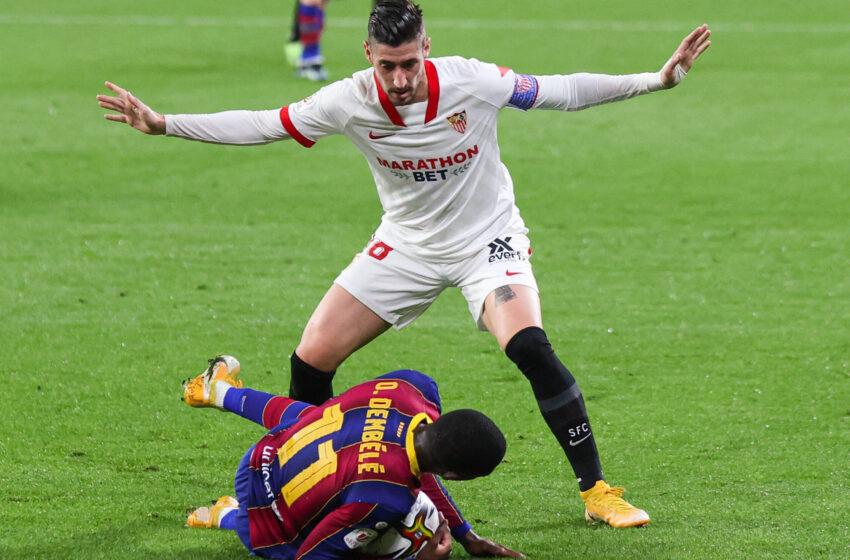 FC Séville 2-0 FC Barcelone : les Tops et les Flops !