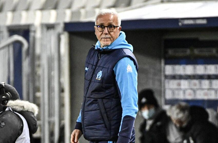 """OM – Nasser Larguet : """" J'aime bien que les joueurs gardent leur sang froid """""""