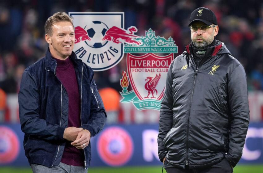 LDC : RB Leipzig 🇩🇪 – 🇬🇧 Liverpool, l'autre choc…