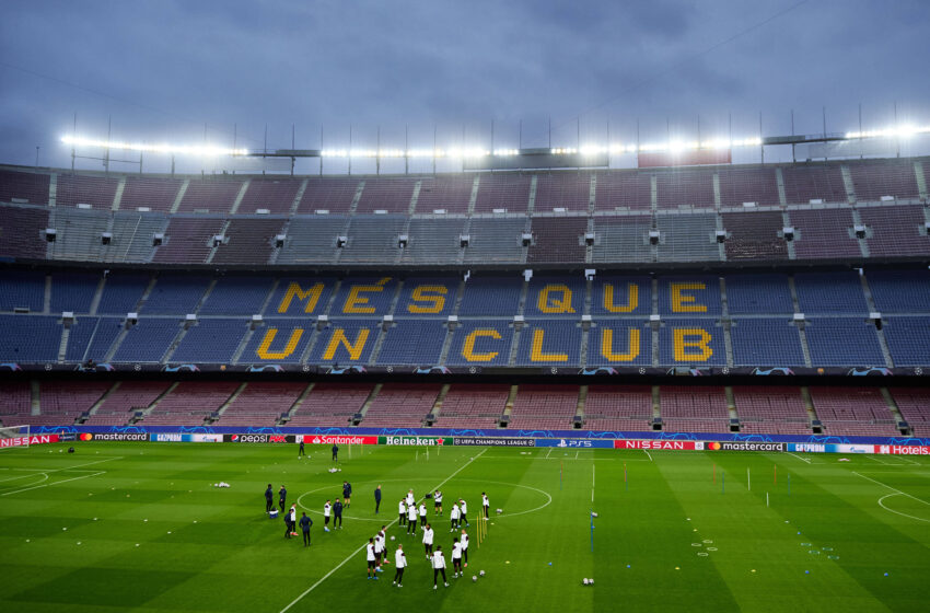 Barcelone : Une relative fin de cycle ?