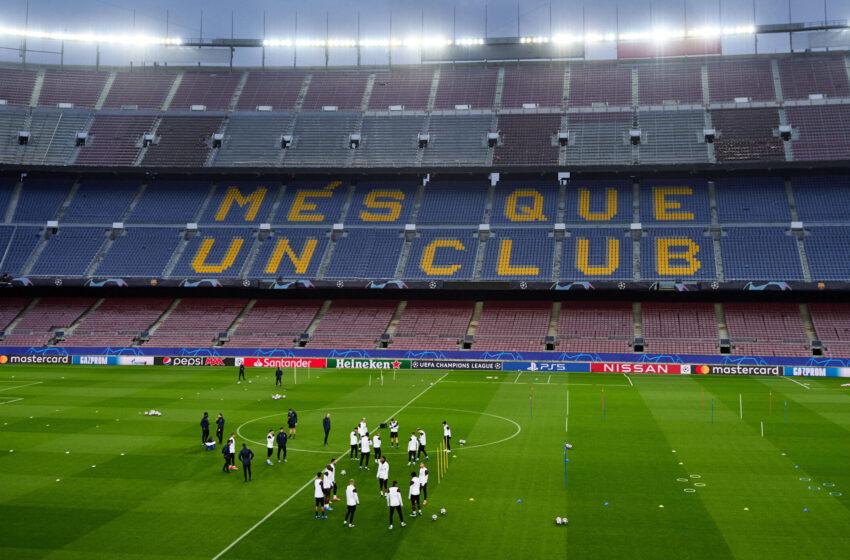 LDC : Barça 🇪🇸 – 🇫🇷 PSG, les compos probables !
