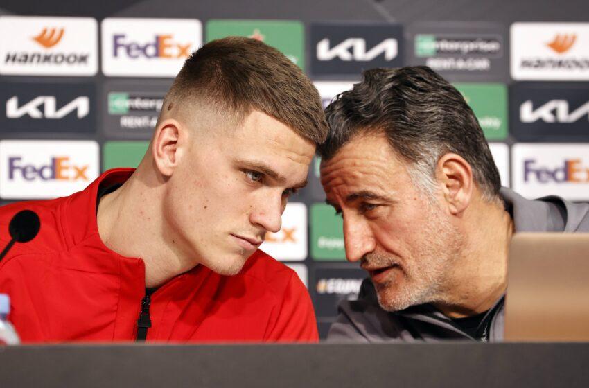 EL : Lille 🇫🇷 – 🇳🇱 Ajax, les Lillois veulent prendre leur revanche !