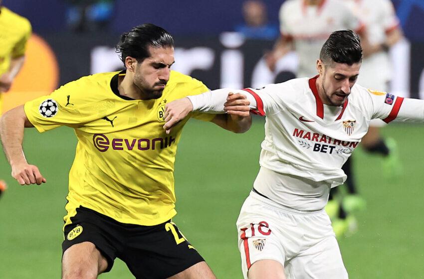 LDC : Séville 2–3 Dortmund, les Tops et les Flops !