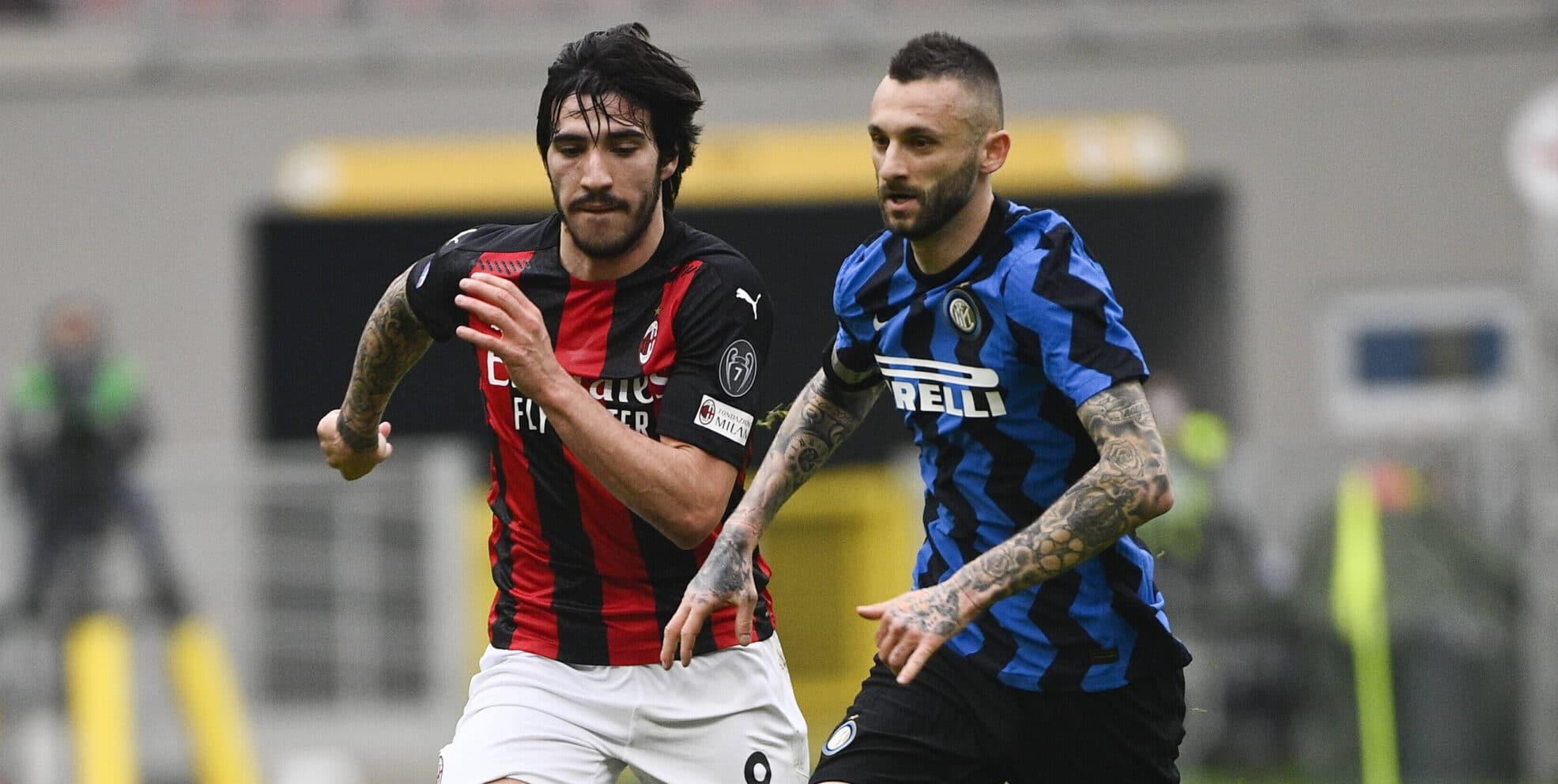 AC Milan 0-3 Inter Milan : les Tops et les Flops !