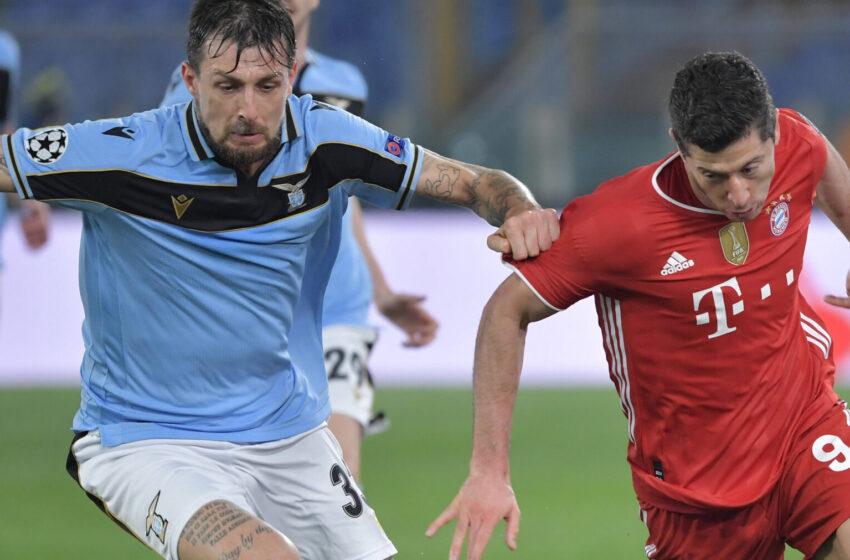 Lazio 1-4 Bayern : les Tops et les Flops !