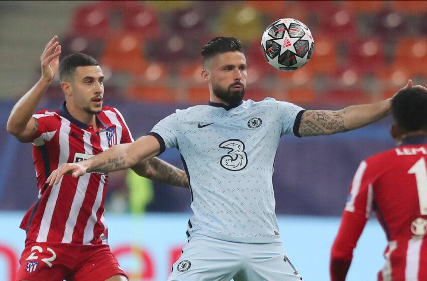 Atlético 0-1 Chelsea : les Tops et les Flops
