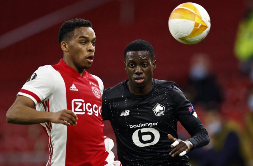 Ajax 2-1 Lille : les Tops et les Flops !